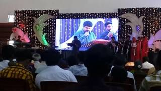 New Year Service 2017 At Sharon OBC Irugur