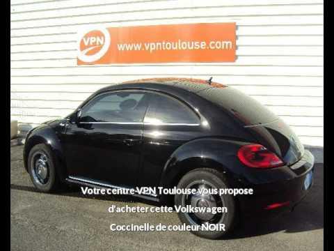 volkswagen coccinelle 1 2 tsi 105 origin vendre toulouse chez vpn autos youtube. Black Bedroom Furniture Sets. Home Design Ideas