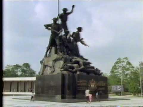 Vintage Kuala Lumpur | Malaysia | Wish you were here! | 1987