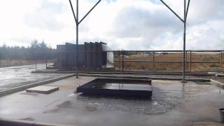 Shipping Container Explosion -Semi Confined Gas Explosion