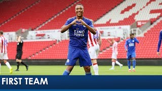 Youri Tielemans Goal | Stoke City 1 Leicester City 2