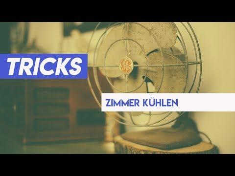ZIMMER & WOHNUNG KÜHLEN (Tricks)