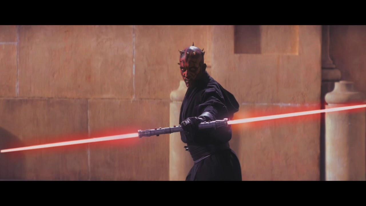 darth maul lightsaber sound font