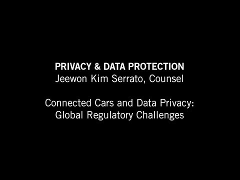 Jeewon Serrato: Global Regulatory Challenges