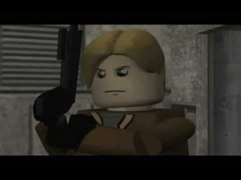 Lego Resident Evil 4 - Advanced Visualisation Assignment