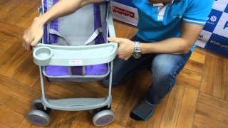Xe đẩy siêu nhẹ Sner Baby S311 - KidsPlaza.vn