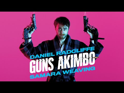 Daniel Radcliffe protagoniza el primer tráiler de la comedia Guns Akimbo