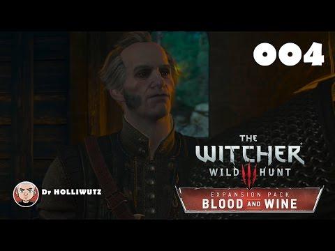 Blood and Wine #004 - Einhorn, Fisch und Ei für Dettlaff [XBO][HD] | Let's play The Witcher 3