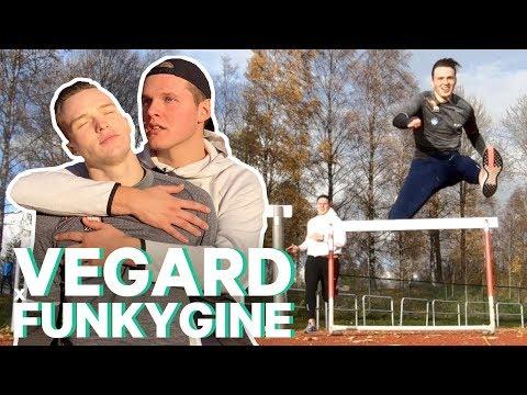 Vegard X Funkygine #37: Hekkeløp med Karsten Warholm
