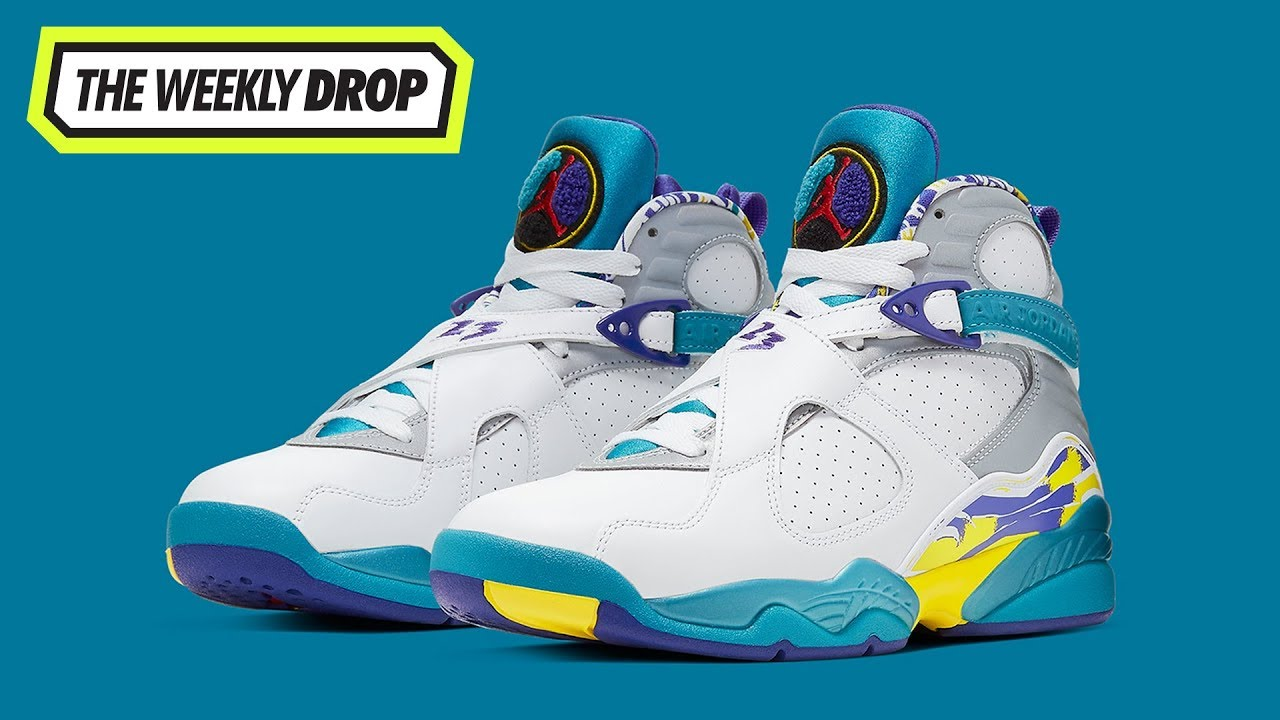 Where to Buy Jordan 8 Womens 'Aqua' in Australia  The Weekly Drop