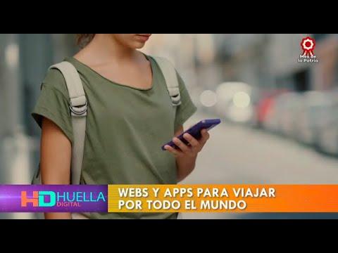 Huella Digital: Webs y apps para viajar por todo el mundo
