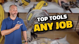 Top 6 Tools for any DIY Home Renovation