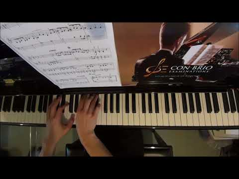 LCM Piano 2018-2020 Grade 2 List C2 Wedgwood Homework Blues by Alan