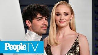 Joe Jonas And Sophie Turner Get Married In Vegas Ceremony After Billboard Music Awards | PeopleTV