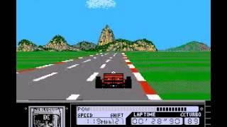 NES: Al Unser Jr Turbo Racing
