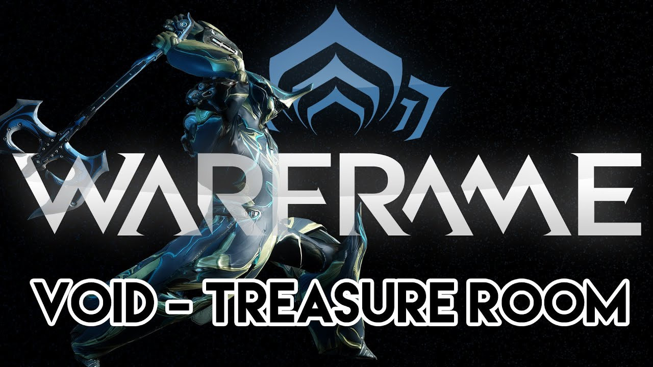 how to find treasure rooms warframe