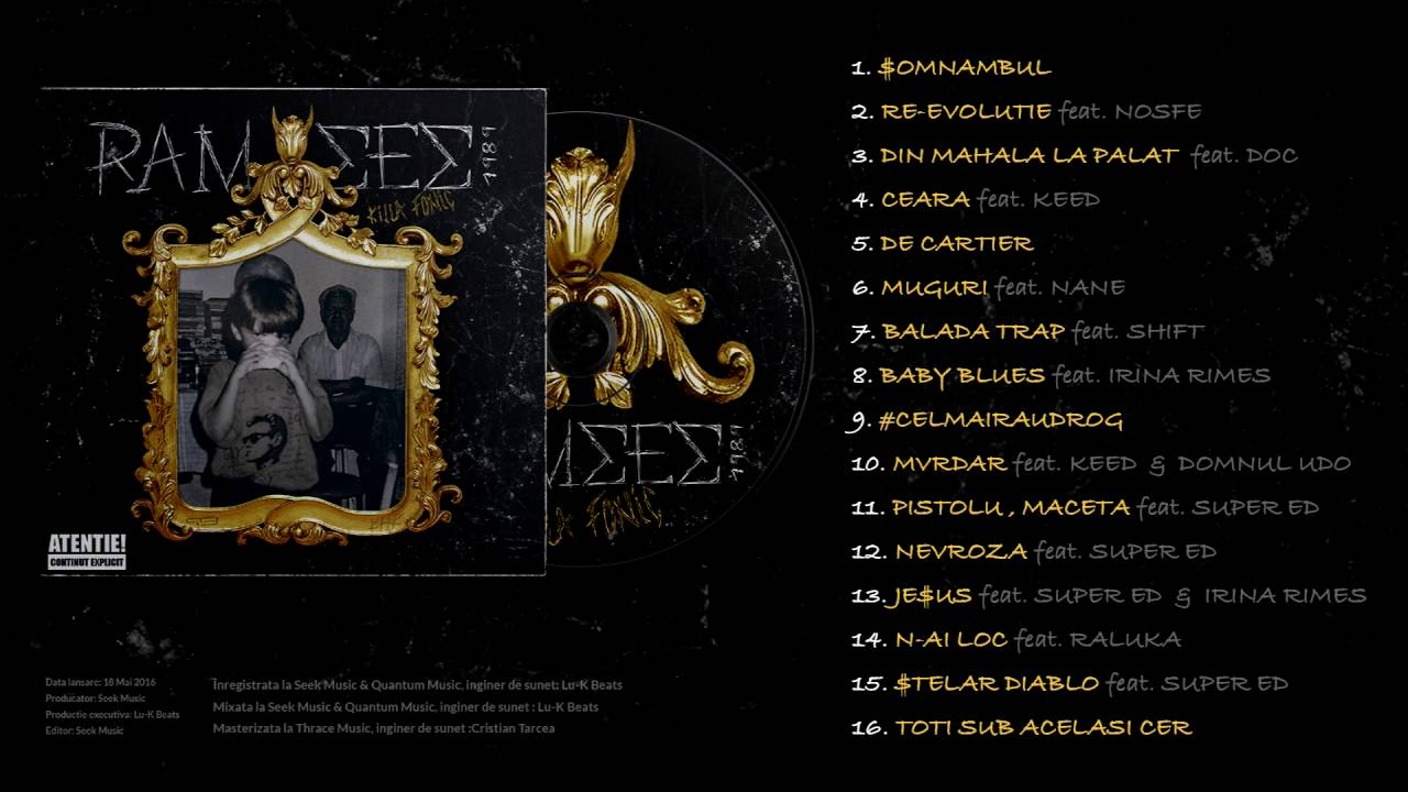 Killa Fonic - NEVROZA feat. SUPER ED (Audio)
