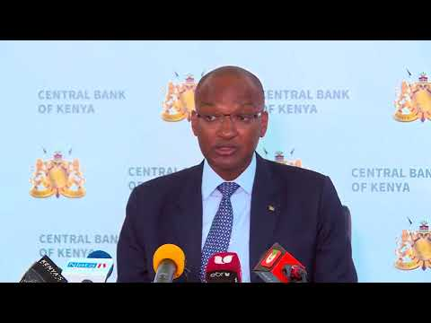 CBK Governor Patrick Njoroge says Bitcoin is dangerous - January 2018