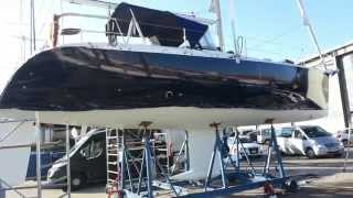 Boat Wrapping...why paint??...wrap!!!