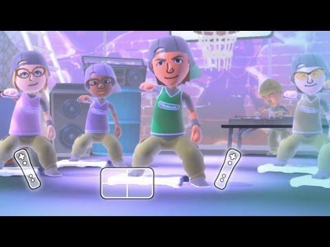 Variety Routine In Wii Fit U