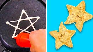 29 UNUSUAL KITCHEN HACKS THAT WILL GIVE YOU GOOSEBUMPS || Unique Pancake Recipe!