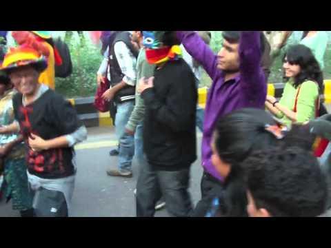 Delhi Gay Pride Parade 2010: Sights & Sounds