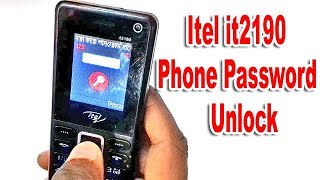 itel 2131 password