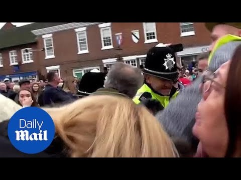 Woman Has Hair Pulled As Violence Erupts At Boxing Day Hunt