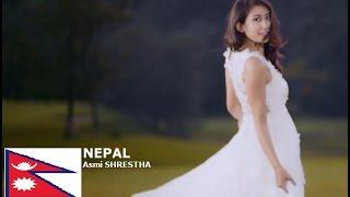 NEPAL - Asmi SHRESTHA - Contestant Introduction:  Miss World 2016