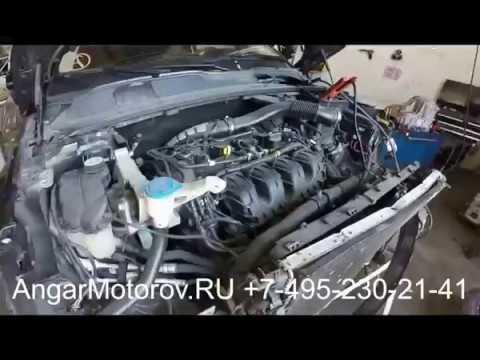 Купить Двигатель Jaguar XF 2.0 204PT Двигатель Ягуар ХФ 2.0 турбо 2012-2015 Наличие без предоплаты