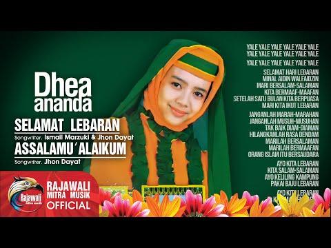 Dhea Ananda - Selamat Lebaran & Assalamu'Alaikum - Official Music Video