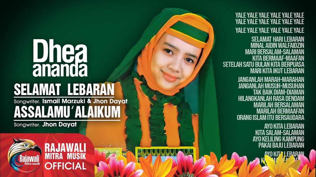 Dhea Ananda Selamat Lebaran Assalamu Alaikum Official Music