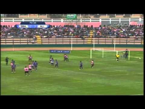 Sport Boys vs Alianza Lima - Resumen - Fecha 39 Copa Movistar 2012
