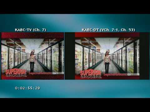 Digital TV Transition: KABC