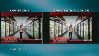 Digital TV Transition: KABC