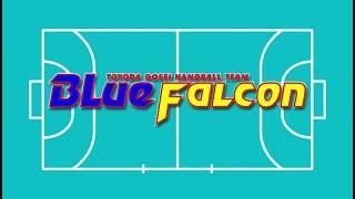 日本ハンドボールリーグ 豊田合成 vs 北陸電力(2017年8月26日 稲沢ホーム大会)