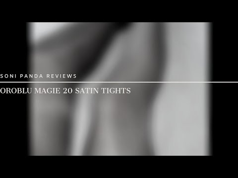 Oroblu Magie 20 Satin Tights