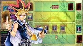 YuGiOh! Power of Chaos YUGI the Destiny - Dark Magic Attack!! PC GAME DOWNLOAD