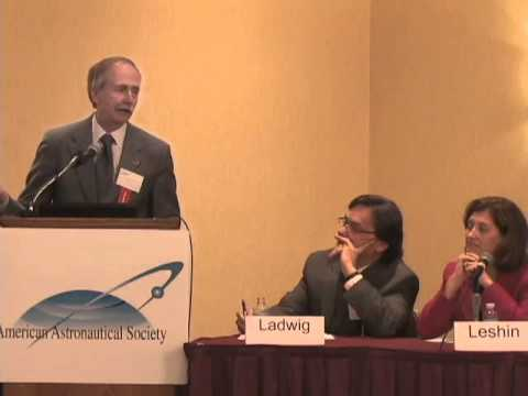 NASA Associate Administrators Panel (1/2), 2011 Goddard Memorial Symposium