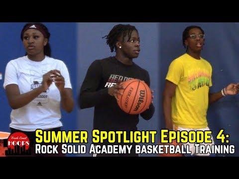 Summer Spotlight Ep. 4: 262's Top Hoopers Train w/ Rock Solid Academy