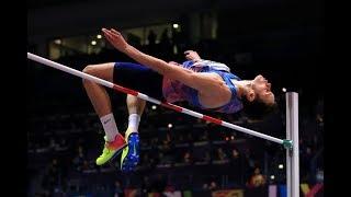 Данил Лысенко победил на чемпионате мира в помещении - 2.36м.