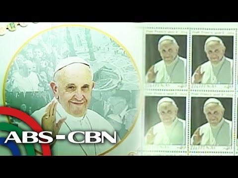 PhilPost opens papal stamp exhibit