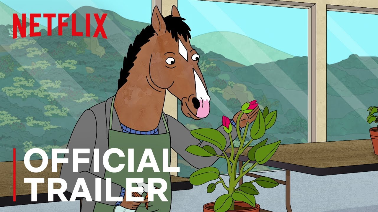 Download BoJack Horseman   Season 6 Trailer   Netflix