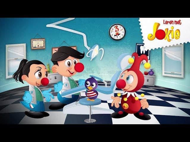 Naar de tandarts - Leren met Jokie - Efteling