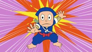 Ninja Hattori - Lagu Opening (Versi TV!!)