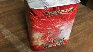 Red Ghost : Evolution Fireworks : 16 Schoten : 240 Gram