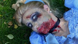 Zombie Disney Princess Music Video EXTENDED EDITION!