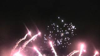 Pyronale 2013 Dragon Fireworks (Philippines)