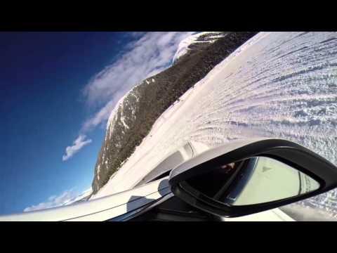 Winterfahrtraining mit Fiat Group Automobiles