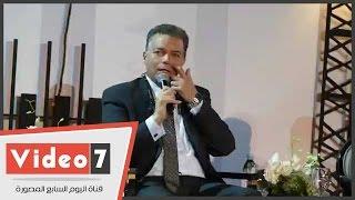 وزير النقل فى ملتقى بناة مصر: معدل الحوادث فى مصر سينخفض بعد تطوير الطرق
